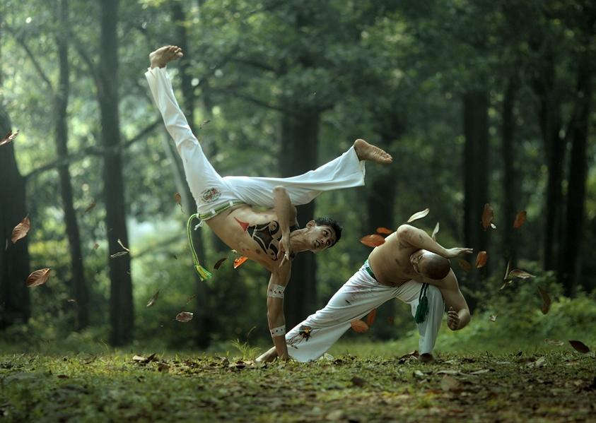 capoeira central