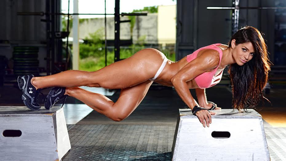Reina del Fitness