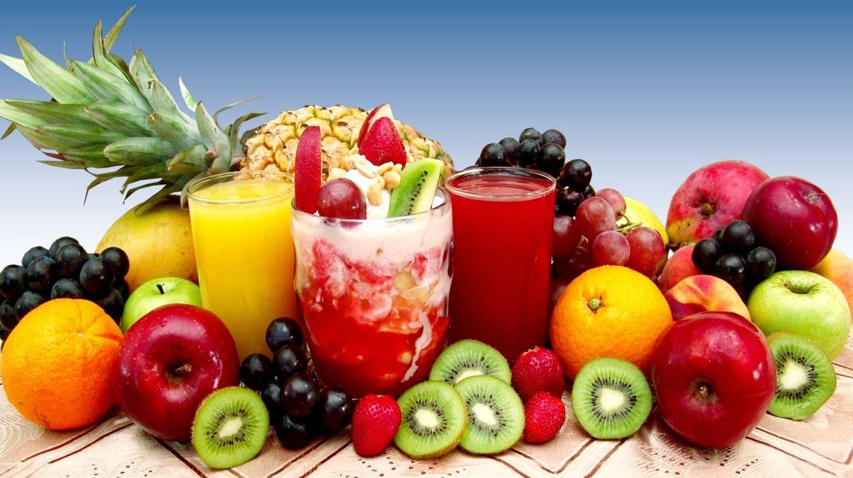 Bebidas energeticas , naturales que te aportan todas las vitaminas necesarias