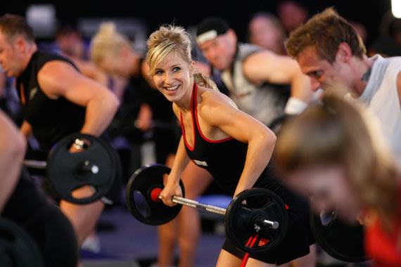 BENEFICIOS DEL BODY PUMP 1