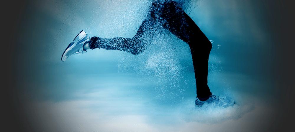 Entrenar bajo el agua
