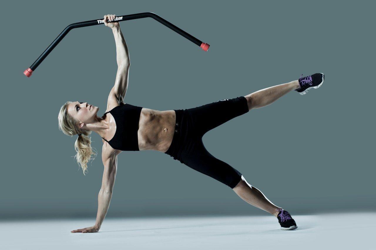 Quema calorías con el entrenamiento Corebar