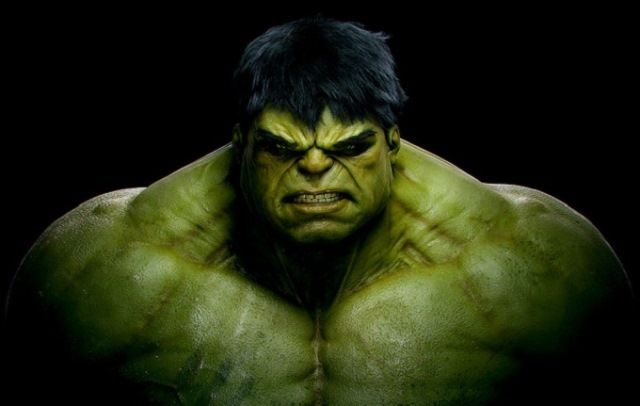 entrenamiento Hulk