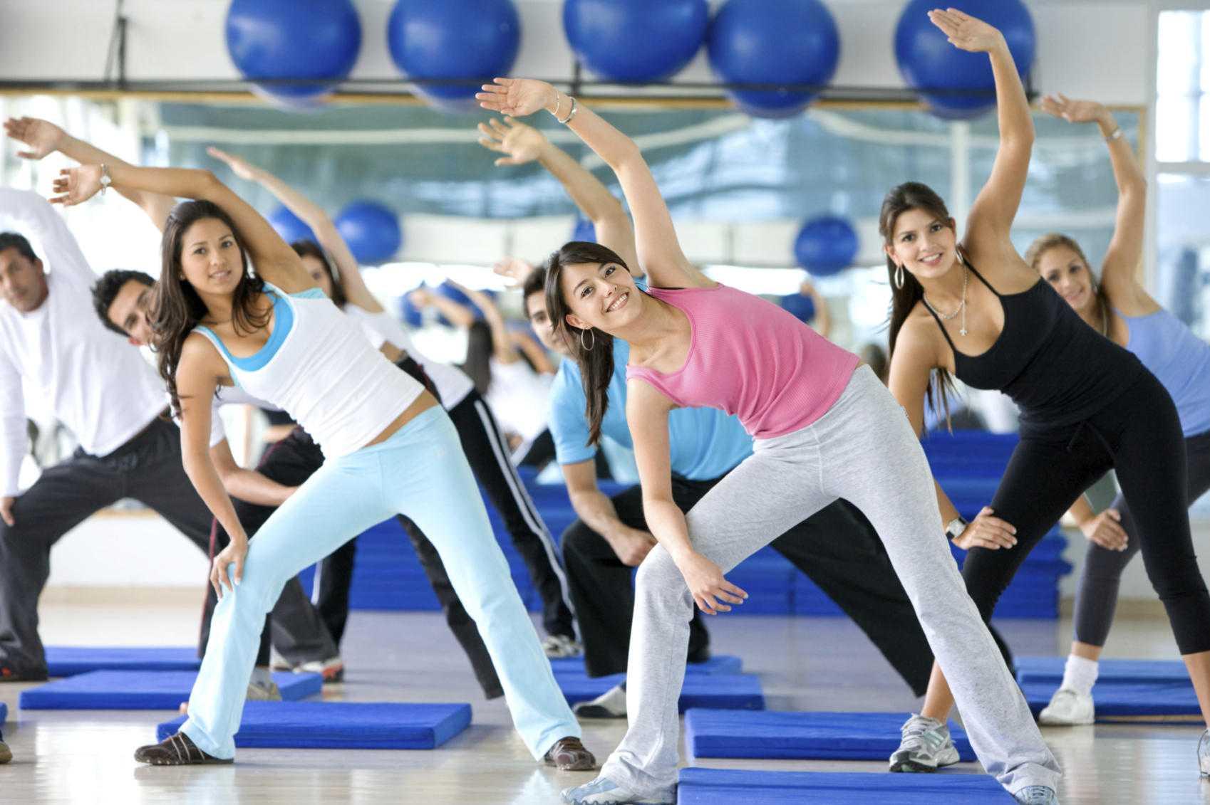 5 Mejores ejercicios durante su Periodo Menstrual Aerobic