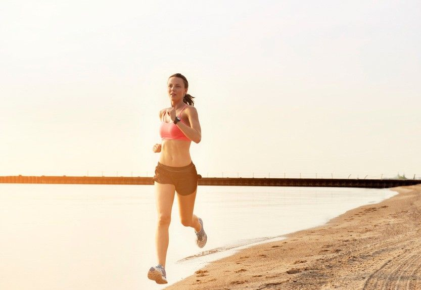 5 Mejores ejercicios durante su Periodo Menstrual Corriendo