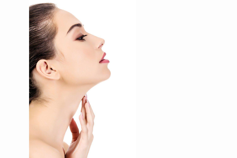 Como reducir la papada y tonificar el cuello