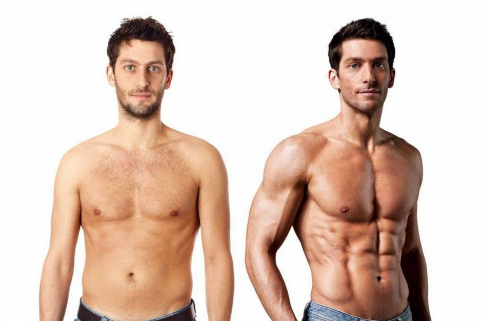 Dieta para aumentar tu masa muscular