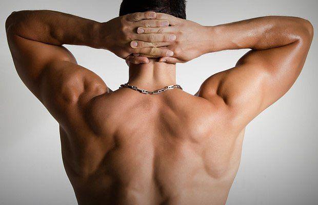 Secretos para una espalda tonificada
