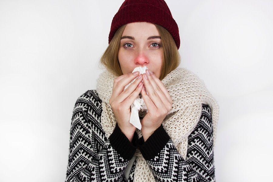 ¡Cuidado! Es importante que sepas cuando no es conveniente hacer ejercicios! gripe