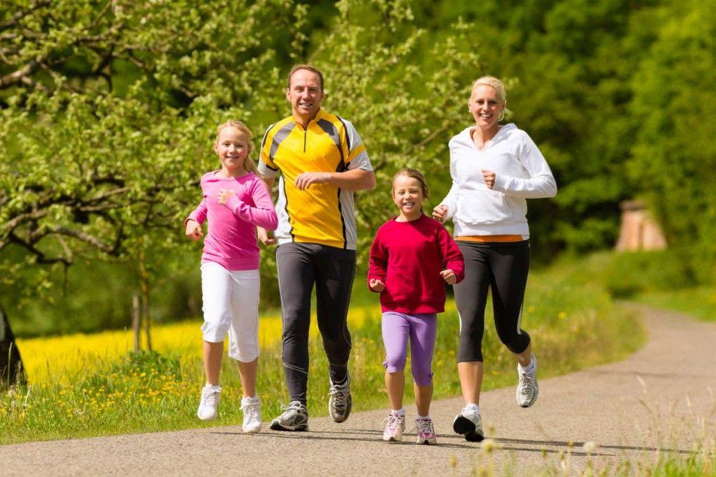 4 actividades deportivas para toda la familia