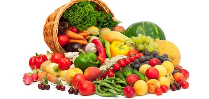 Hortalizas una fuente de vitaminas, minerales y fibra