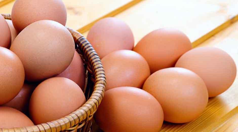 Huevos rutina deportivas