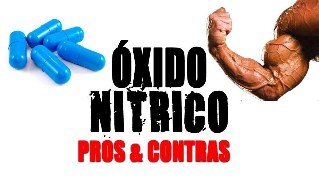 OXIDO NITRICO PROS Y CONTRA