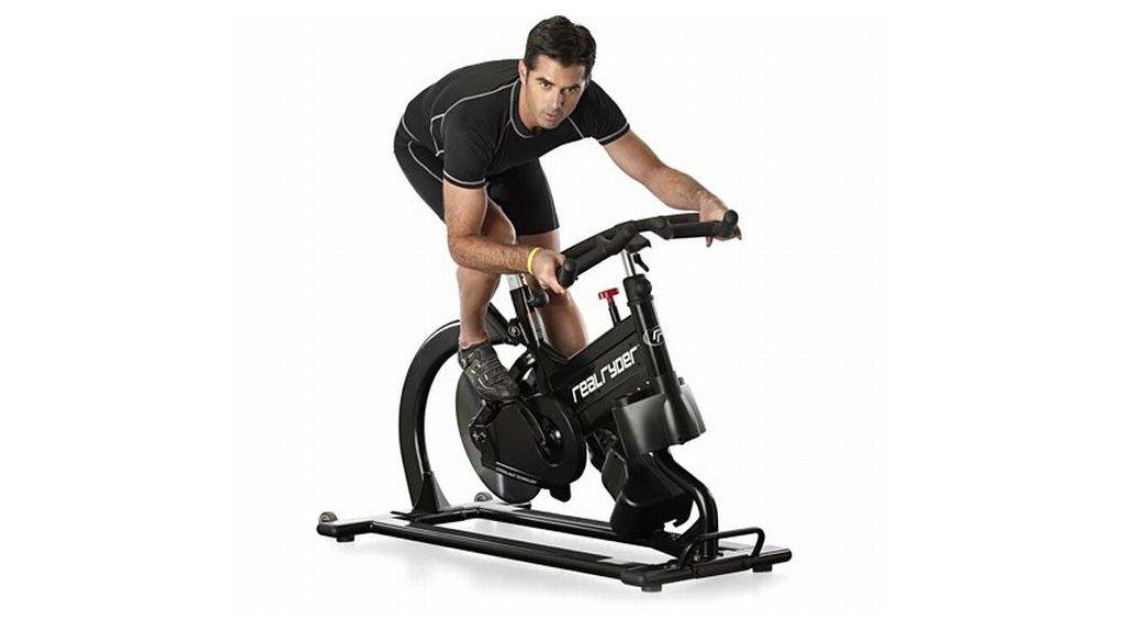 Rutina para quemar grasa con la bicicleta estática