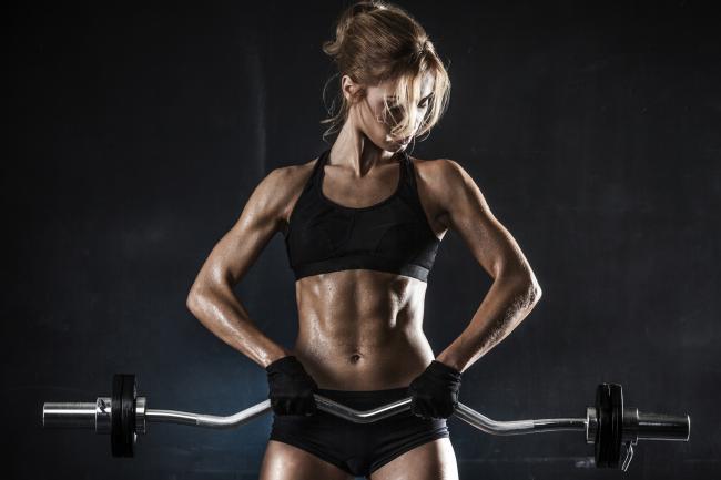 entrenamiento para mujeres