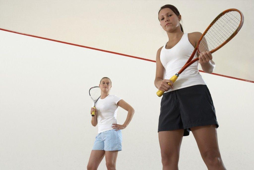 El Squash Rutinas deportivas