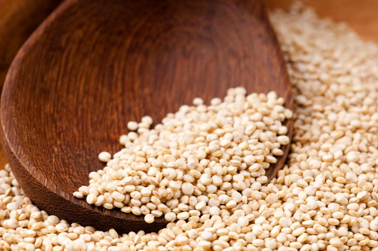 Beneficios de consumir quinua
