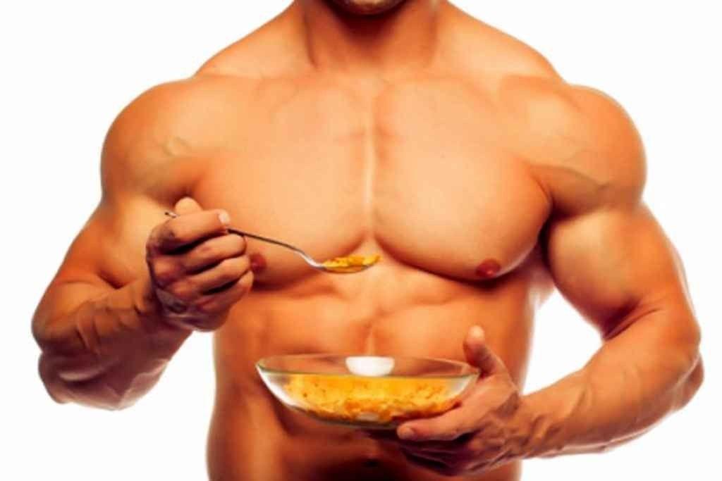 Comida para aumentar la masa muscular