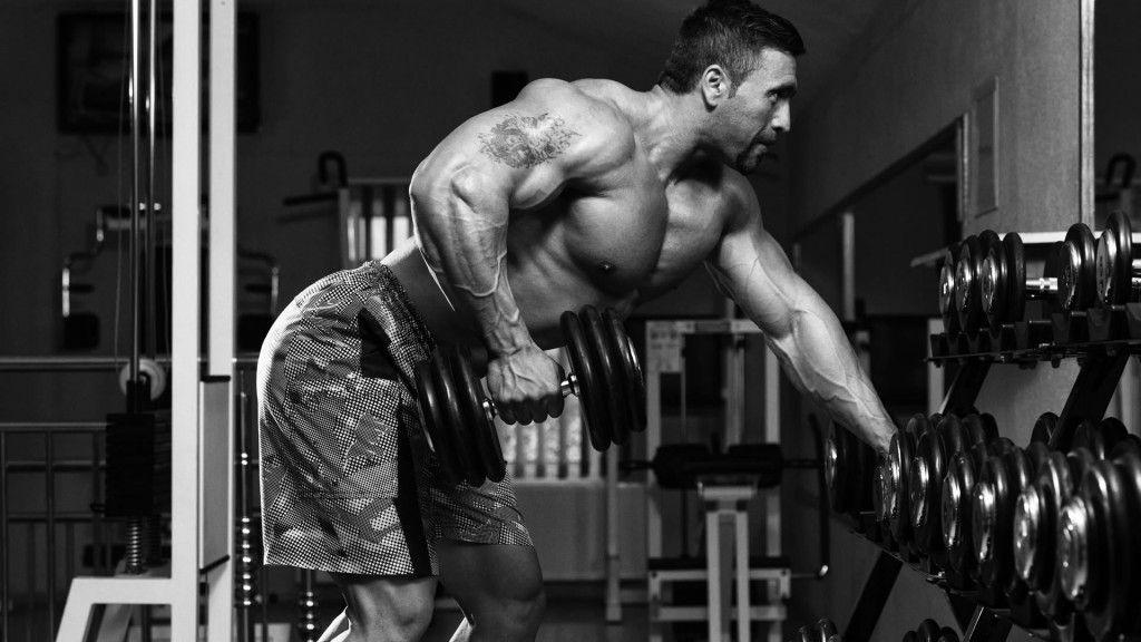 No te olvides de entrenar tu espalda