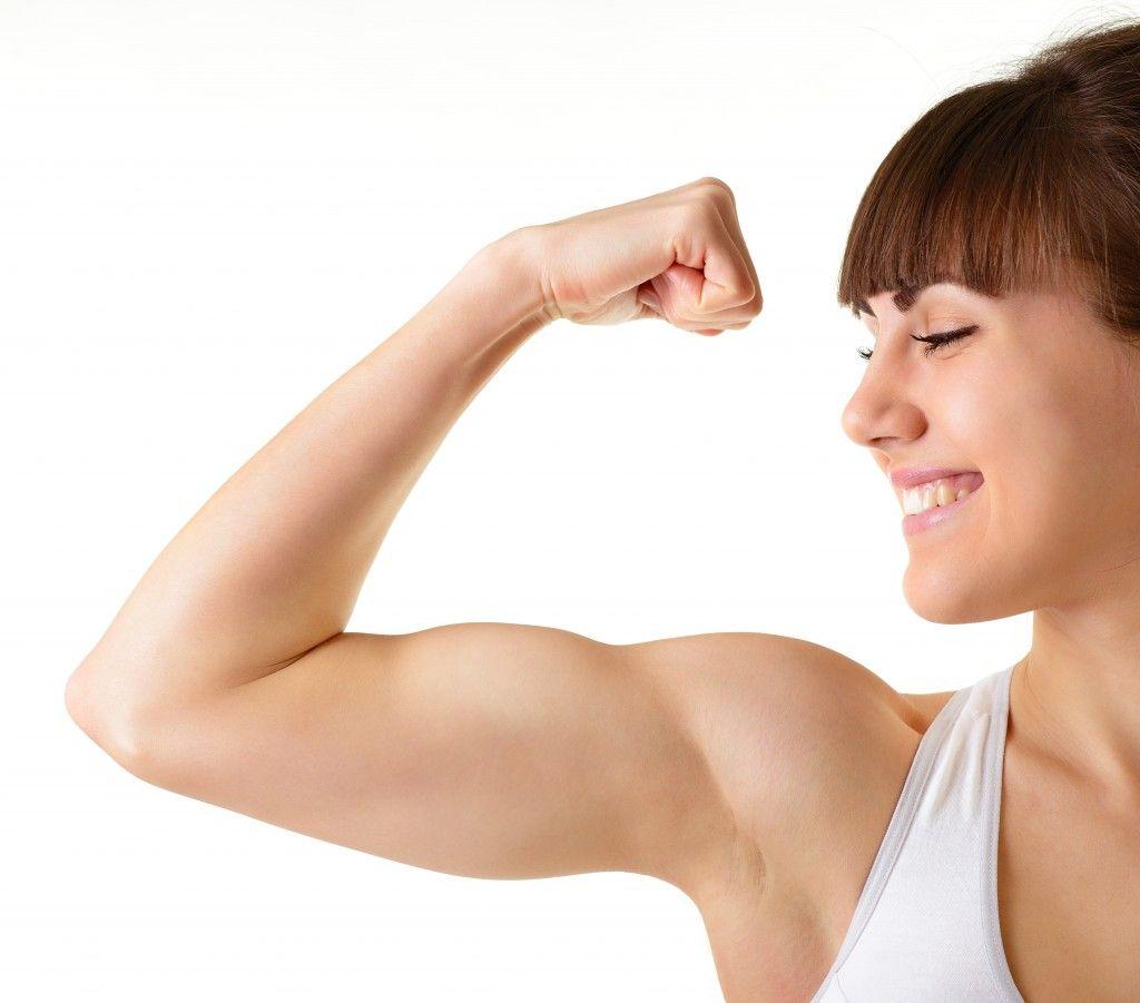 tonificacion de musculos