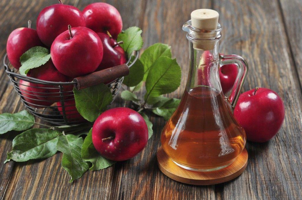 Remedio de vinagre de manzana