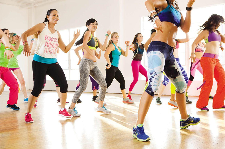 los ejercicios fitness