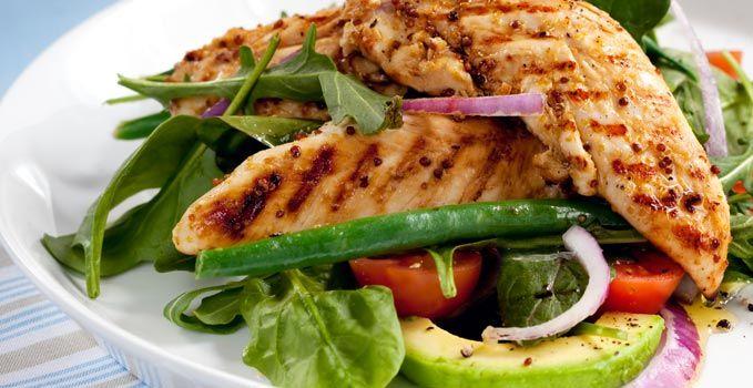 Almuerzo para bajar de peso