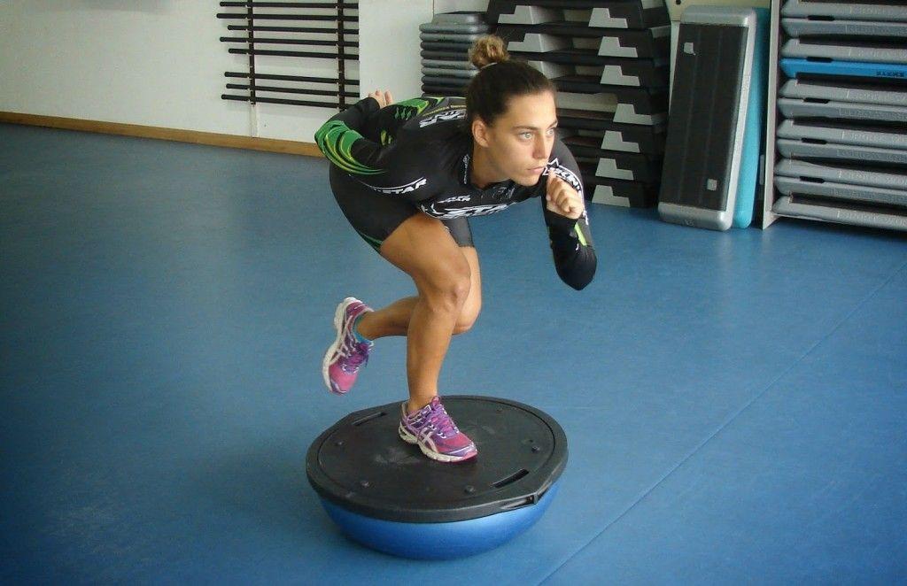 ejercicio del patinador para bajar de peso