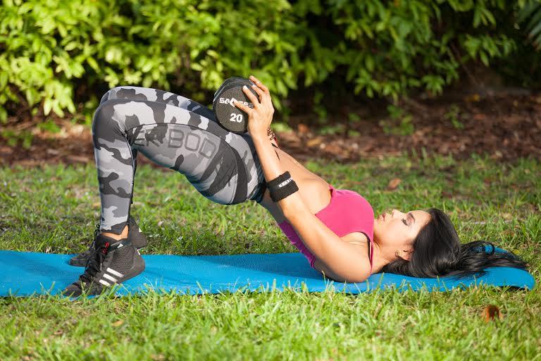 ejercicios par gluteos