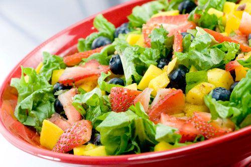 ensalada ligera