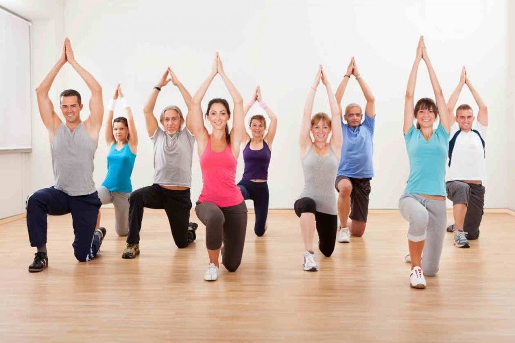 posiciones del yoga