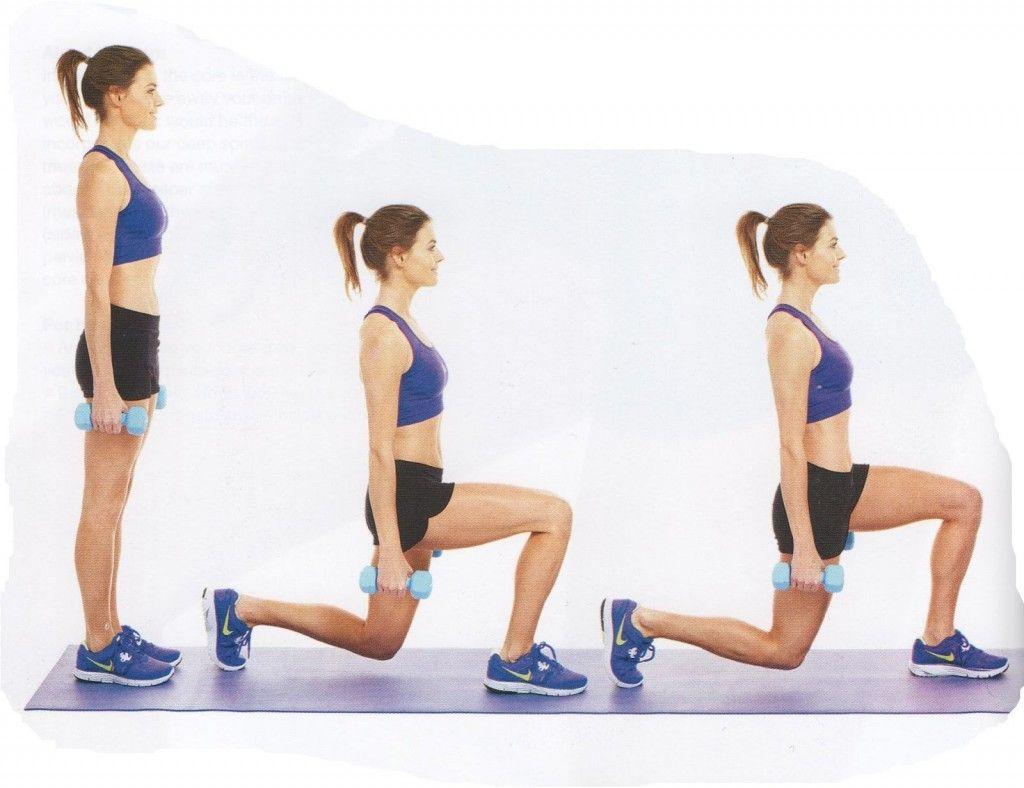 rutina para fortalecer las piernas