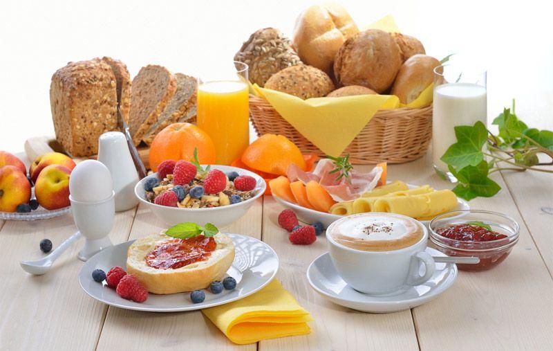 desayunos para el gimnasio