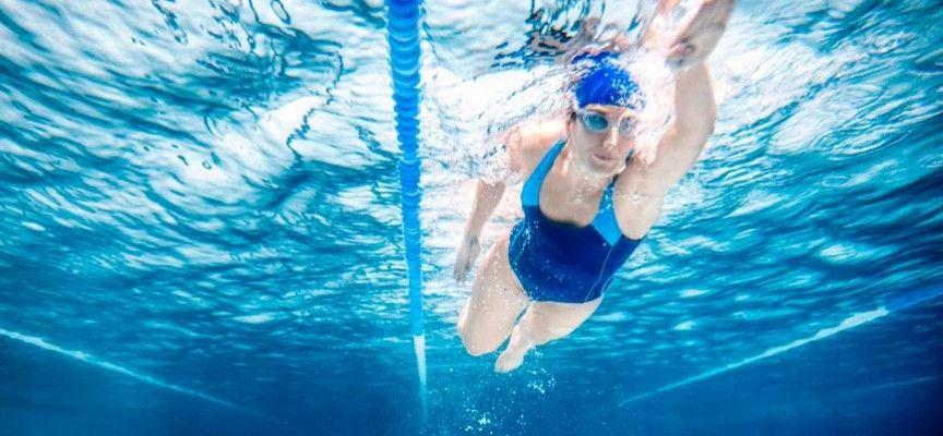 la natación un deporte completo