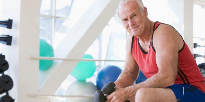 A los 50 años los hombres también se logran desarrollar musculatura lesiones