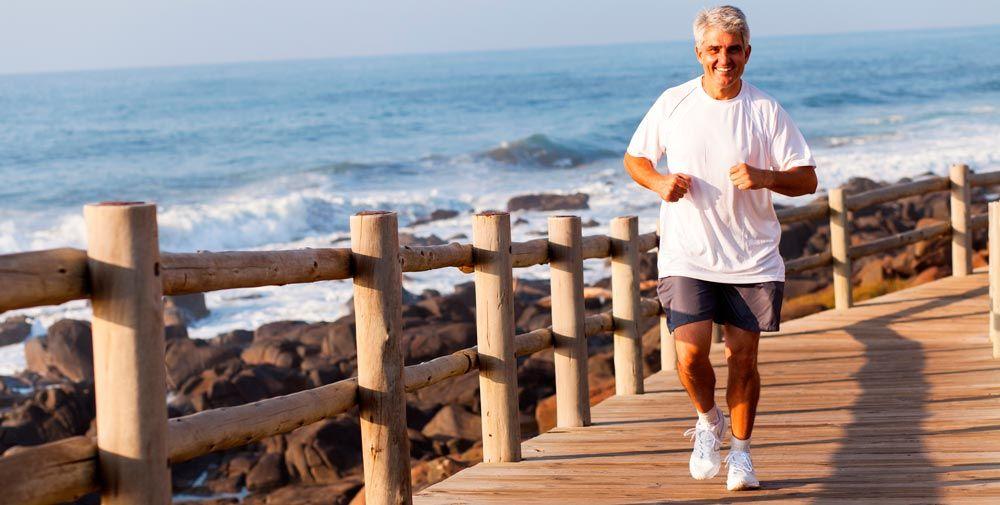 A los 50 años los hombres también se logran desarrollar musculos cardiovascular