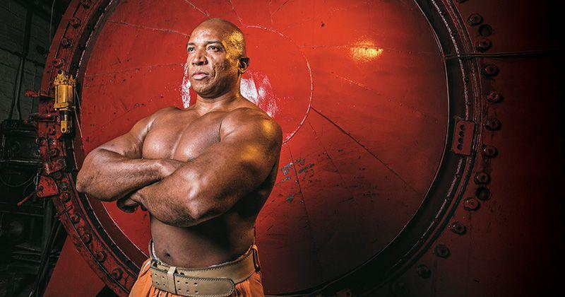 Musculos a los 50 años