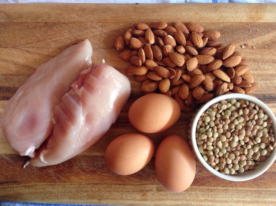 Proteinas para ganar peso