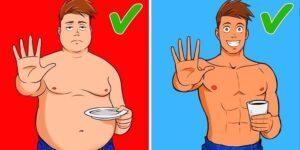 20 Cosas que no influyen para Bajar de Peso